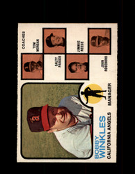 1973 BOBBY WINKLES OPC #421 O-PEE-CHEE ANGELS *G6901
