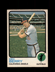 1973 KEN BERRY OPC #445 O-PEE-CHEE ANGELS *G6907