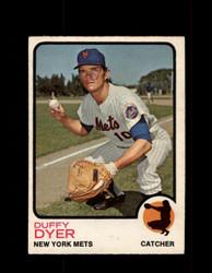 1973 DUFFY DYER OPC #493 O-PEE-CHEE METS *G6918