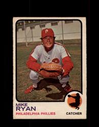 1973 MIKE RYAN OPC #467 O-PEE-CHEE PHILLIES *G6919