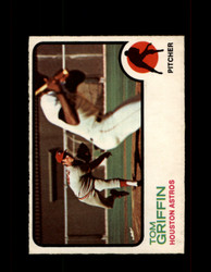 1973 TOM GRIFFIN OPC #468 O-PEE-CHEE ASTROS *G6921