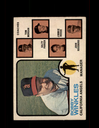 1973 BOBBY WINKLES OPC #421 O-PEE-CHEE ANGELS *G6930