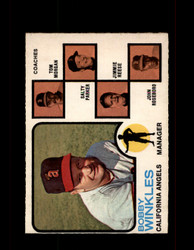 1973 BOBBY WINKLES OPC #421 O-PEE-CHEE ANGELS *G6931