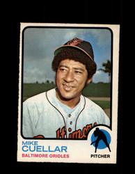 1973 MIKE CUELLAR OPC #470 O-PEE-CHEE ORIOLES *G6940