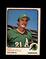 1973 DAL MAXVILL OPC #483 O-PEE-CHEE ATHLETICS *G6945