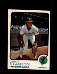 1973 LEROY STANTON OPC #18 O-PEE-CHEE ANGELS *G6950