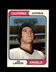 1974 JOE LAHOUD OPC #512 O-PEE-CHEE ANGELS *R5452