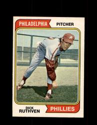 1974 DICK RUTHVEN OPC #47 O-PEE-CHEE PHILLIES *R5365
