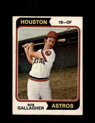 1974 BOB GALLAGHER OPC #21 O-PEE-CHEE ASTROS *R4928