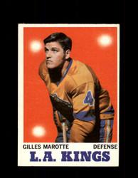 1970 GILLES MAROTTE TOPPS #34 KINGS *G3190