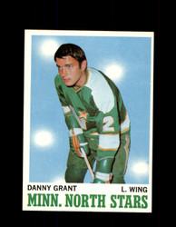 1970 DANNY GRANT TOPPS #47 NORTH STARS *G3213