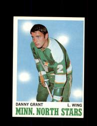 1970 DANNY GRANT TOPPS #47 NORTH STARS *G3215