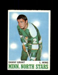 1970 DANNY GRANT TOPPS #47 NORTH STARS *G3216