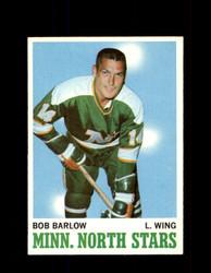 1970 BOB BARLOW TOPPS #45 NORTH STARS *G3224