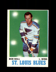 1970 BOB WALL TOPPS #98 BLUES *R1241
