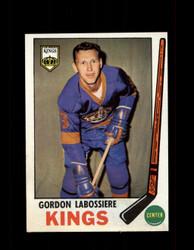 1969 GORDAN LABOSSIERE TOPPS #109 KINGS *G3341