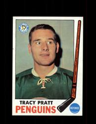 1969 TRACY PRATT TOPPS #111 PENGUINS *G3354
