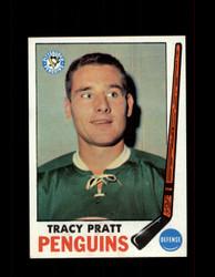 1969 TRACY PRATT TOPPS #111 PENGUINS *G3355