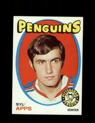 1971 SYL APPS TOPPS #77 PENGUINS *G3452