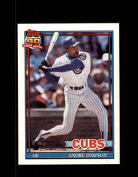 1991 ANDRE DAWSON OPC #640 O-PEE-CHEE CUBS *G3504