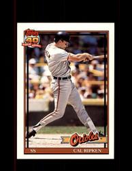 1991 CAL RIPKEN OPC #150 O-PEE-CHEE ORIOLES *G3508