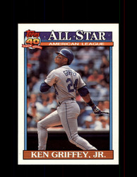 1991 KEN GRIFFEY JR. OPC #392 O-PEE-CHEE ALL STAR *G3534