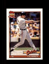 1991 CAL RIPKEN OPC #150 O-PEE-CHEE ORIOLES *G3582