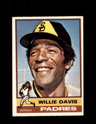 1976 WILLIE DAVIS OPC #265 O-PEE-CHEE PADRES *G3619