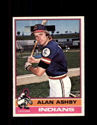 1976 ALAN ASHBY OPC #209 O-PEE-CHEE INDIANS *G3624