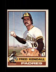 1976 FRED KENDALL OPC #639 O-PEE-CHEE PADRES *G3634