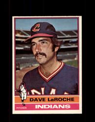 1976 DAVE LAROCHE OPC #21 O-PEE-CHEE INDIANS *G3651