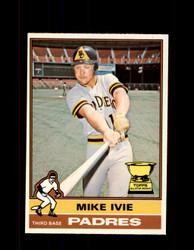 1976 MIKE IVIE OPC #134 O-PEE-CHEE PADRES *6124