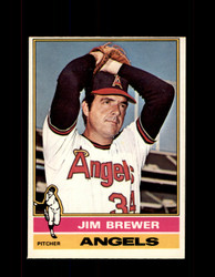 1976 JIM BREWER OPC #459 O-PEE-CHEE ANGELS *6886