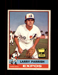 1976 LARRY PARRISH OPC #141 O-PEE-CHEE EXPOS *G3684