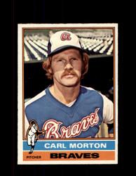 1976 CARL MORTON OPC #328 O-PEE-CHEE BRAVES *G3706