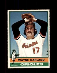 1976 WAYNE GARLAND OPC #414 O-PEE-CHEE ORIOLES *R4172