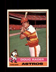 1976 DOUG RADER OPC #44 O-PEE-CHEE ASTROS *G3721