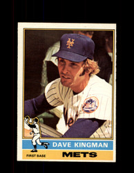 1976 DAVE KINGMAN OPC #40 O-PEE-CHEE METS *G3728