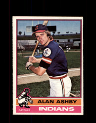 1976 ALAN ASHBY OPC #209 O-PEE-CHEE INDIANS *G3787