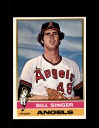 1976 BILL SINGER OPC #411 O-PEE-CHEE ANGELS *G3798
