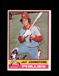 1976 JAY JOHNSTONE OPC #114 O-PEE-CHEE PHILLIES *3745