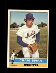 1976 CRAIG SWAN OPC #494 O-PEE-CHEE METS *4379