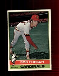 1976 BOB FORSCH OPC #426 O-PEE-CHEE CARDINALS *3297