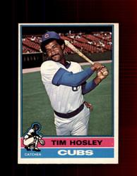 1976 TIM HOSLEY OPC #482 O-PEE-CHEE CUBS *G3863