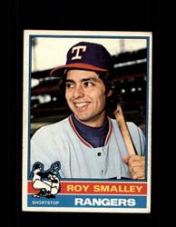 1976 ROY SMALLEY OPC #657 O-PEE-CHEE RANGERS *G3890