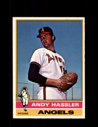 1976 ANDY HASSLER OPC #207 O-PEE-CHEE ANGELS *G3925