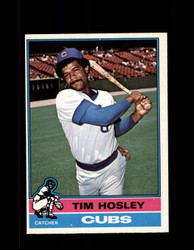1976 TOM HOSLEY OPC #482 O-PEE-CHEE CUBS *G3930