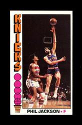 1976 PHIL JACKSON TOPPS #77 KNICKS