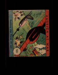 1942 AMERICA AT WAR #501 BOMBING JAP PLANES AT LEE *R1341