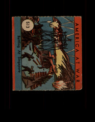 1942 AMERICA AT WAR #513 BATTLING AT SINGAPORE *R1477